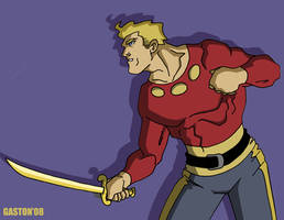 Flash Gordon by Gaston25