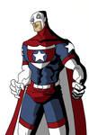 American Starblazer Fanart