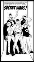 Secret Wars CH 4.1