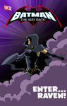 Batman: The Way Back cover 6 by Gaston25