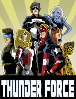 Thunder Force by Gaston25