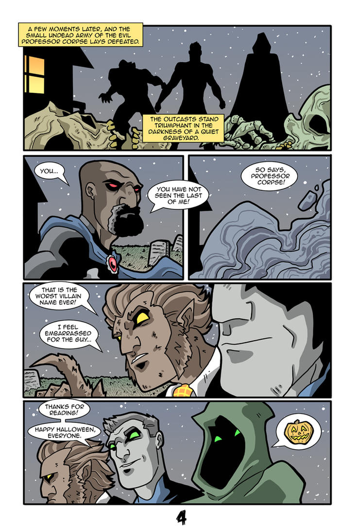 Outcasts page 4 by Gaston25