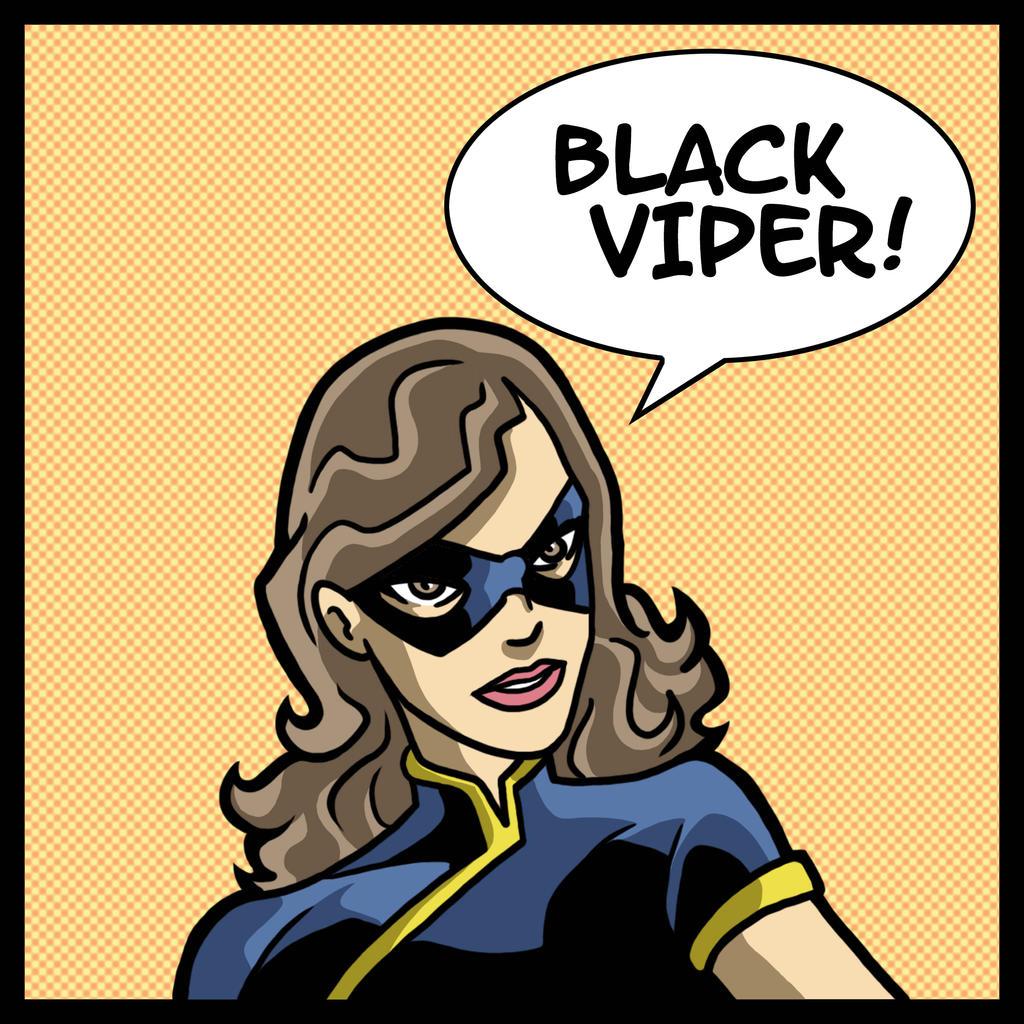 Black Viper by Gaston25