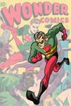Wonderman fan art