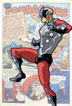 Captain Courageous fan art