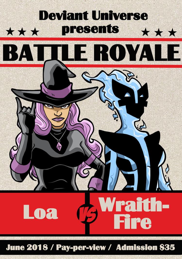 DU Battle Royale #39 by Gaston25