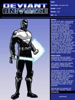Deviant Universe: Vindicator by Gaston25