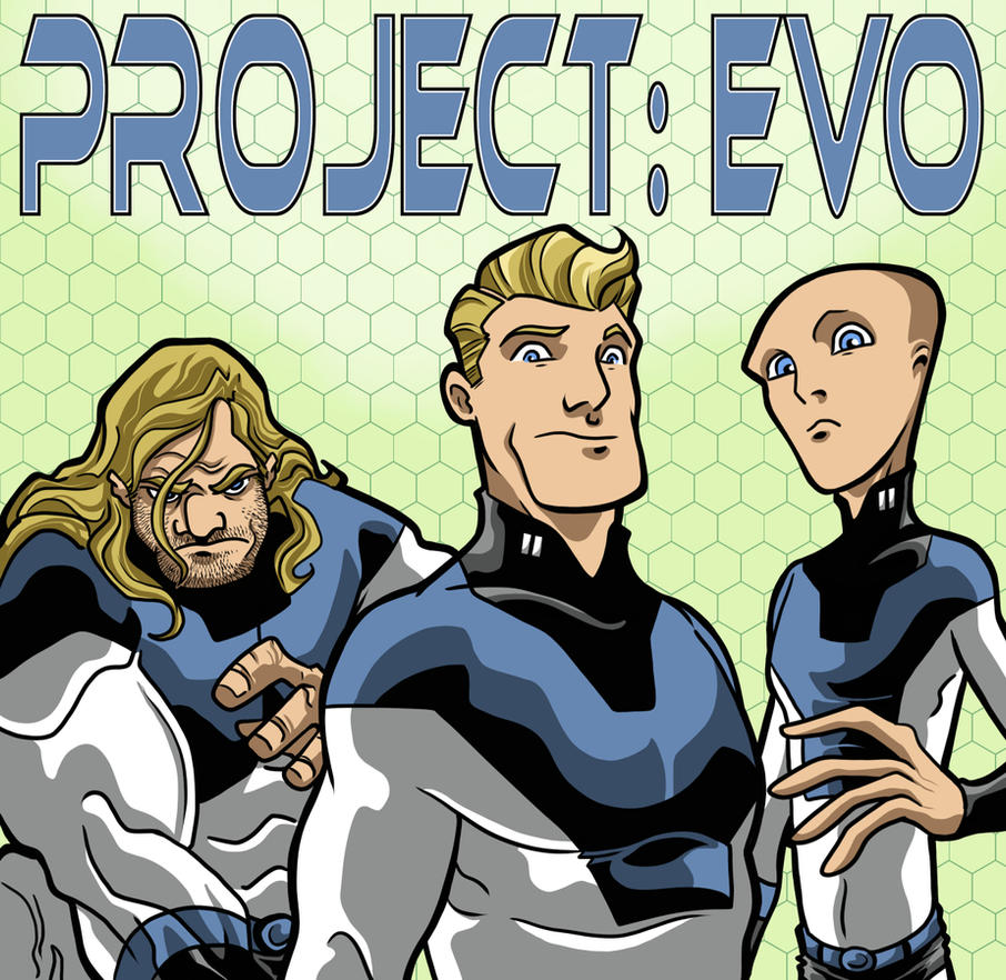 Project EVO by Gaston25
