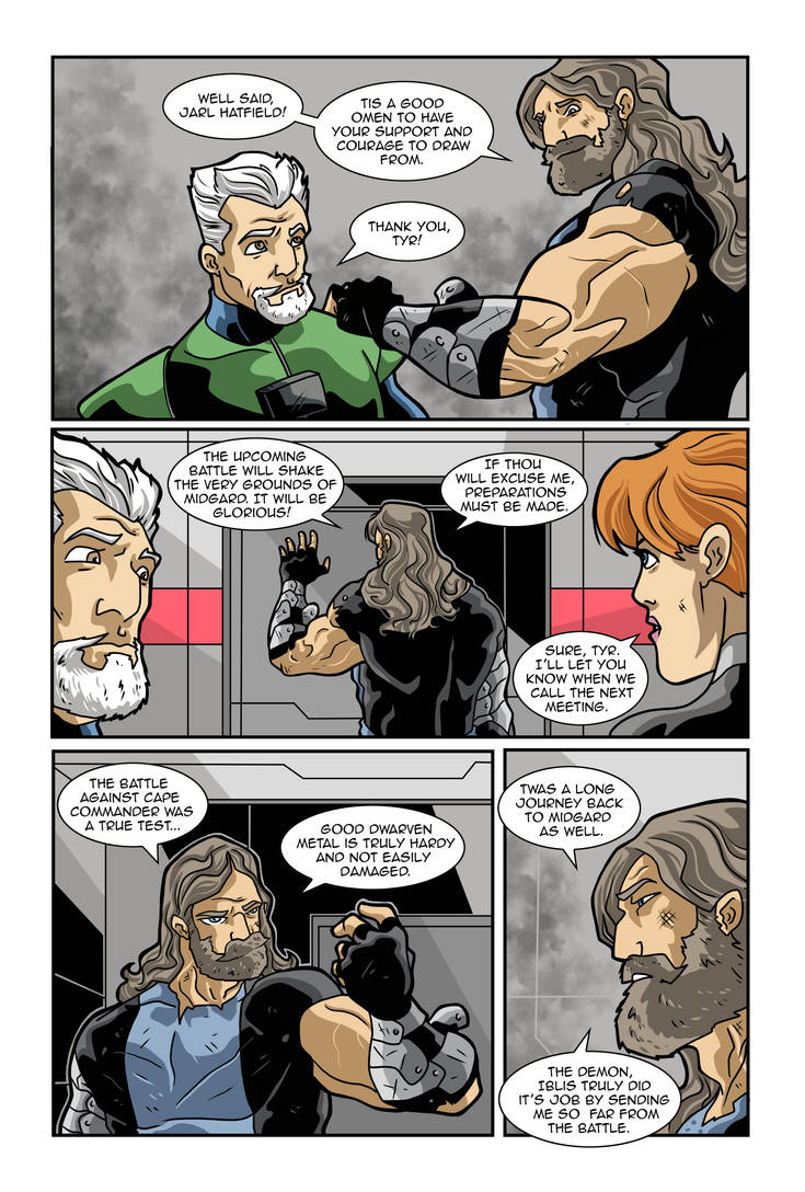 DU April 2019 page 1 by Gaston25