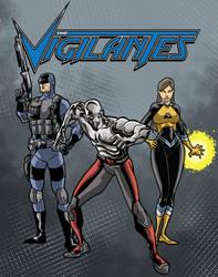 Vigilantes 2019 by Gaston25