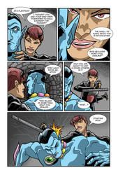 Colosseum Round 1 page 2