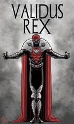 Validus Rex unveiled