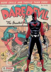 Daredevil redesign