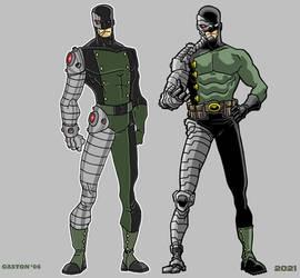 Revenger 2006 to 2021