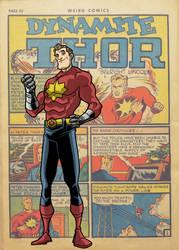 Dynamite Thor redesign