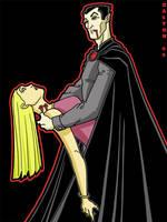 Dracula by Gaston25