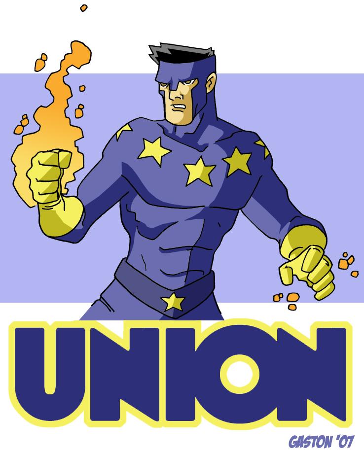 Union by Gaston25