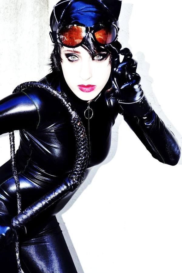 I am Catwoman Hear Me Roar by Amaranthine-Moon