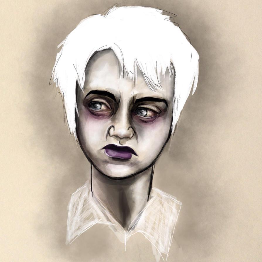 Draco Malfoy by Amaranthine-Moon