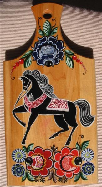 Horse number 2 by gonecanuck