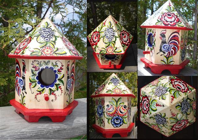 Bird house by gonecanuck