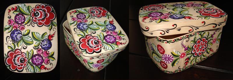 Trinket box by gonecanuck