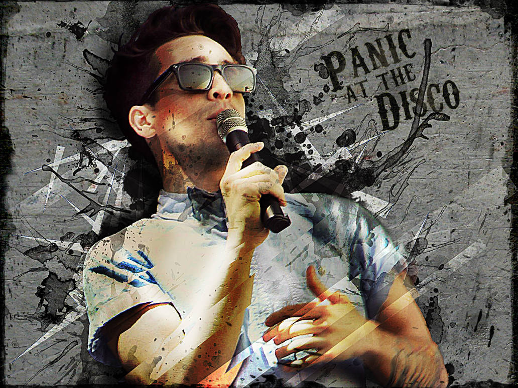 panic  at the disco wallpaper by sleepy stone d5a57jr