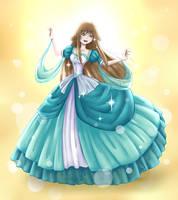 Lady Shimy by Luzanami