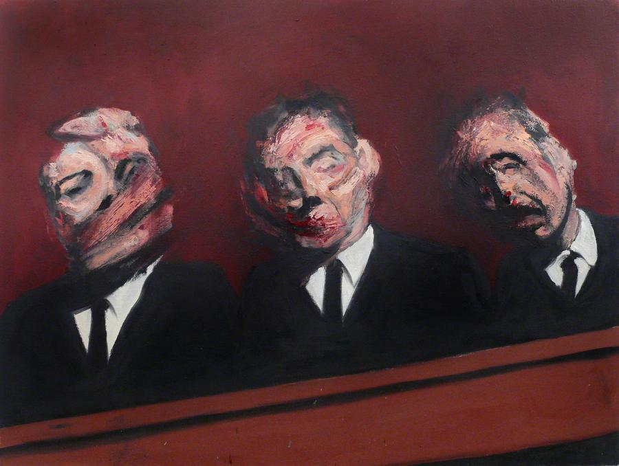 Three Judges 2008 by JJURON