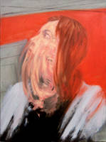 Andrea Portrait Head 1 2010 by JJURON
