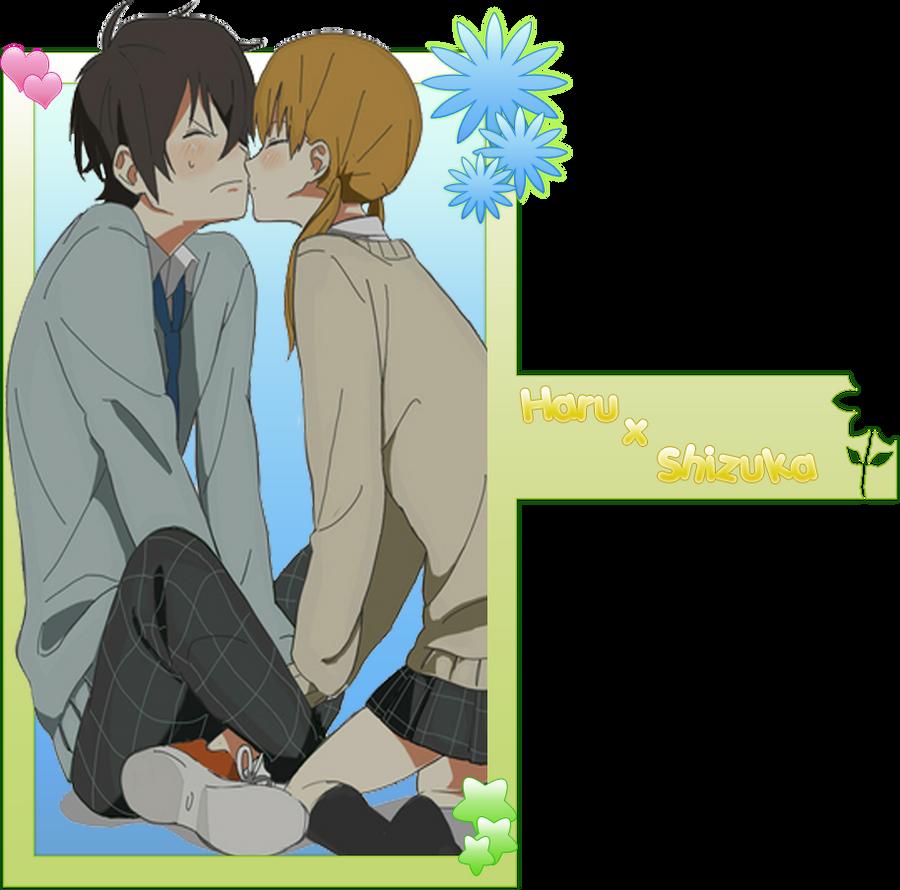 shizuku and haru relationship quizzes