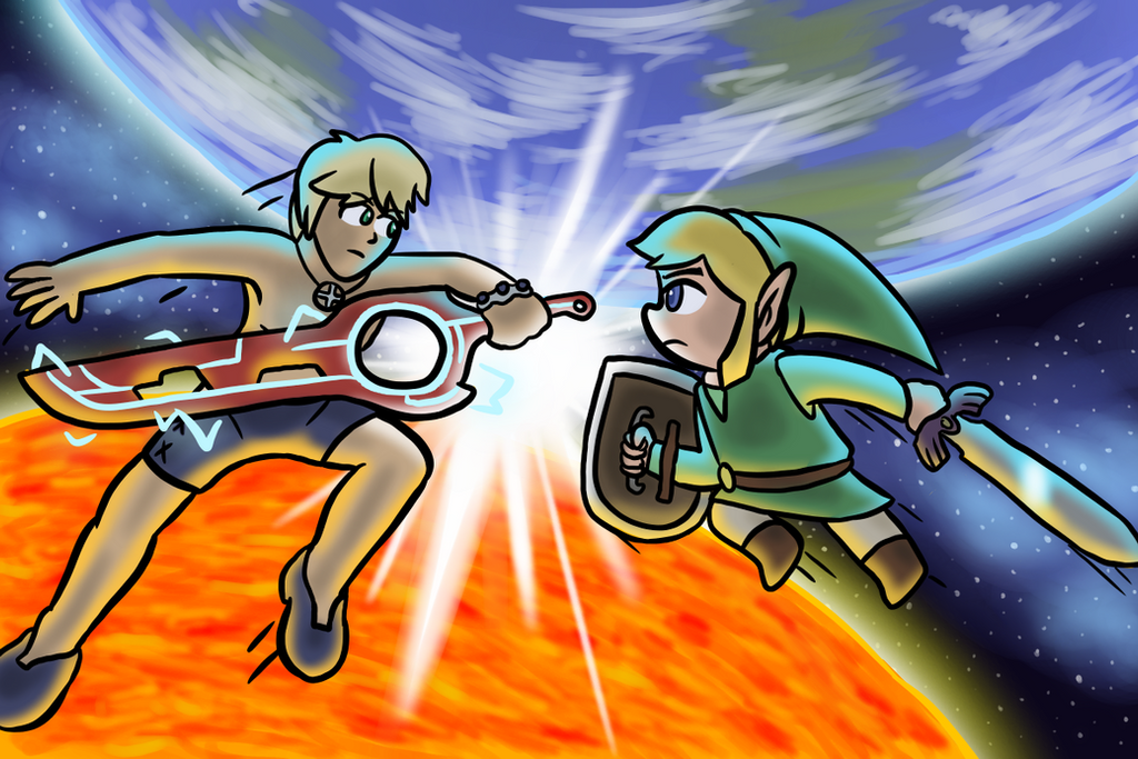 Super Smash Best Friends by The-Bryce-Is-Right