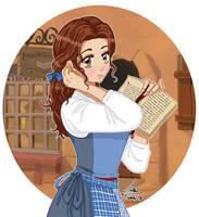 Belle by Issoman