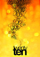 Twenty Ten by graphiqual