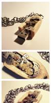 Steampunk USB 16GB