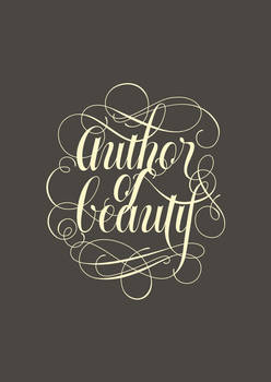 Author Of Beauty