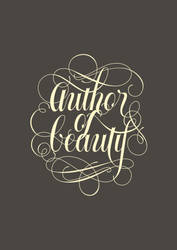 Author Of Beauty by graphiqual