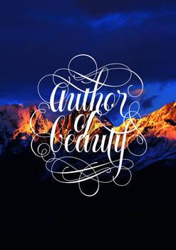 Author Of Beauty (v2)
