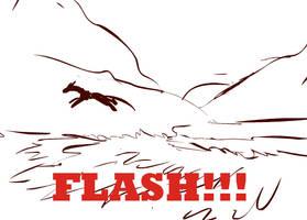 Under My Feet - Flash by ALRadeck