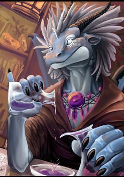The Dragon Alchemist