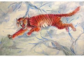 Tiger Final by ALRadeck