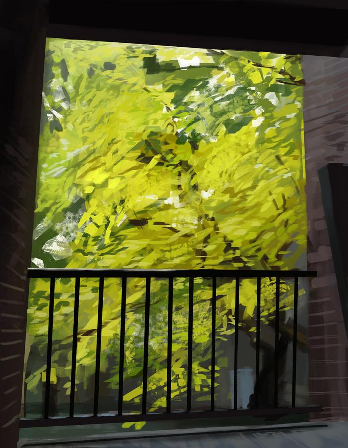 Foliage by ALRadeck