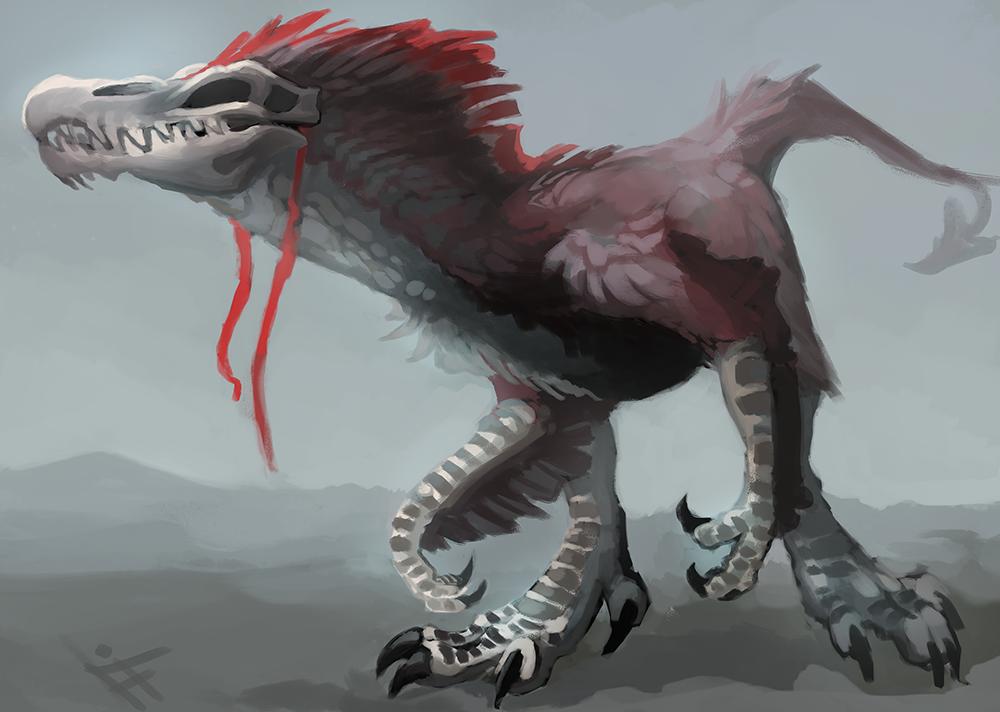 Prehistoric Niar by ALRadeck