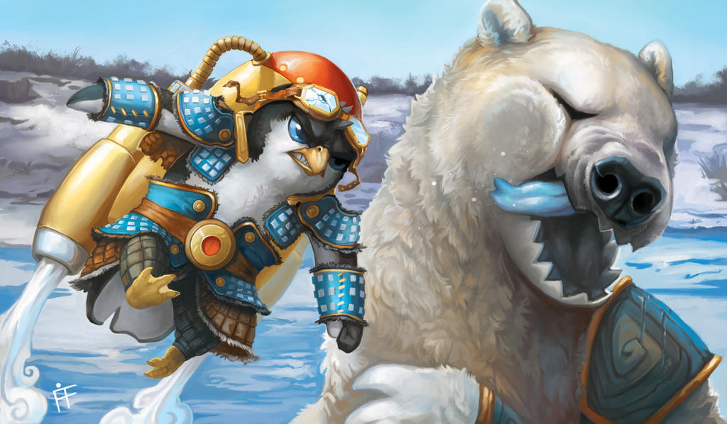 Polar Punch Parody by ALRadeck