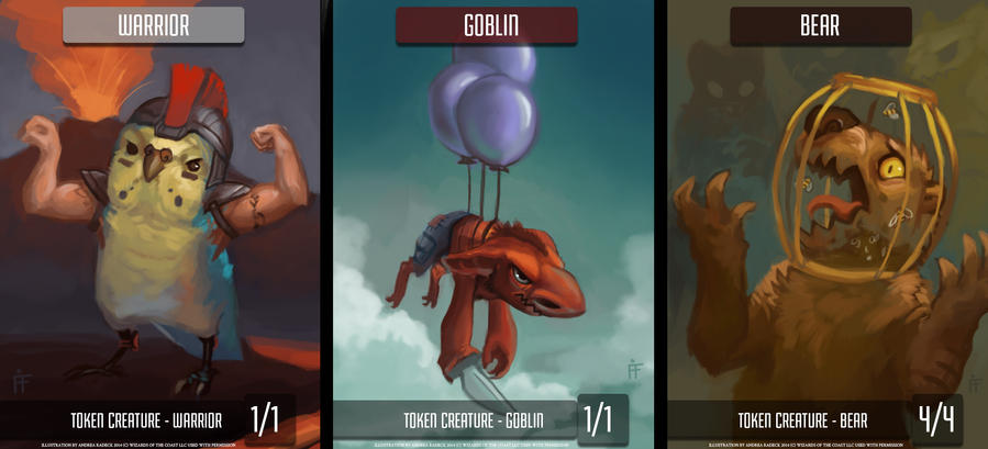 Absurd Tokens pt 2 by ALRadeck