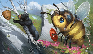 Creature Collection: Bee