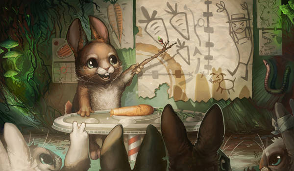 Creature Collection: Bunny