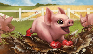 Creature Collection: Piglet