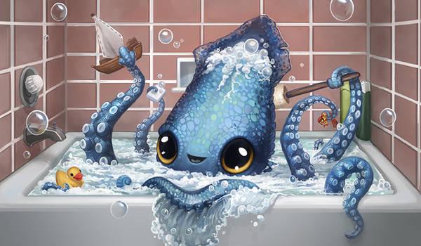 Creature Collection: Kraken