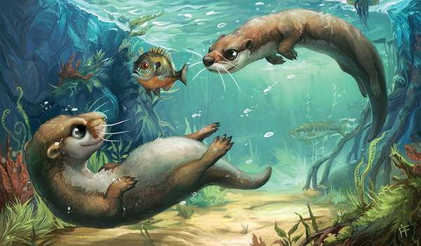 Creature Collection: Otter